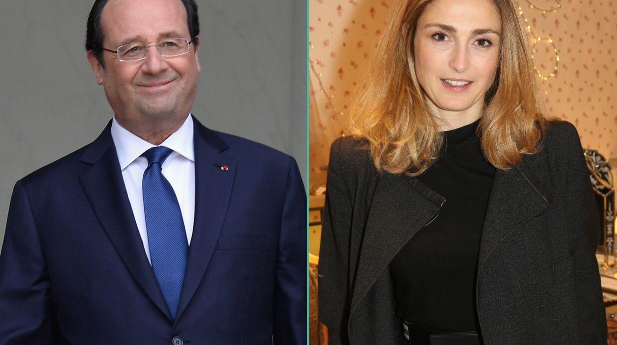 François Hollande et Julie Gayet ne sont pas pressés d'officialiser