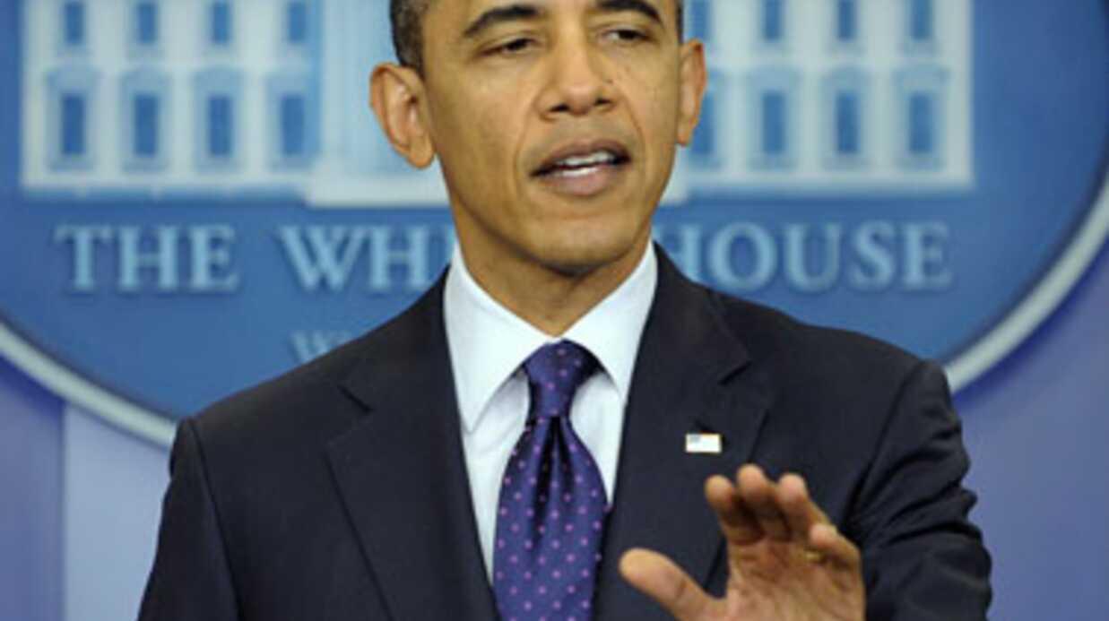 Démenti officiel: Barack Obama n'a pas voyagé sur Mars
