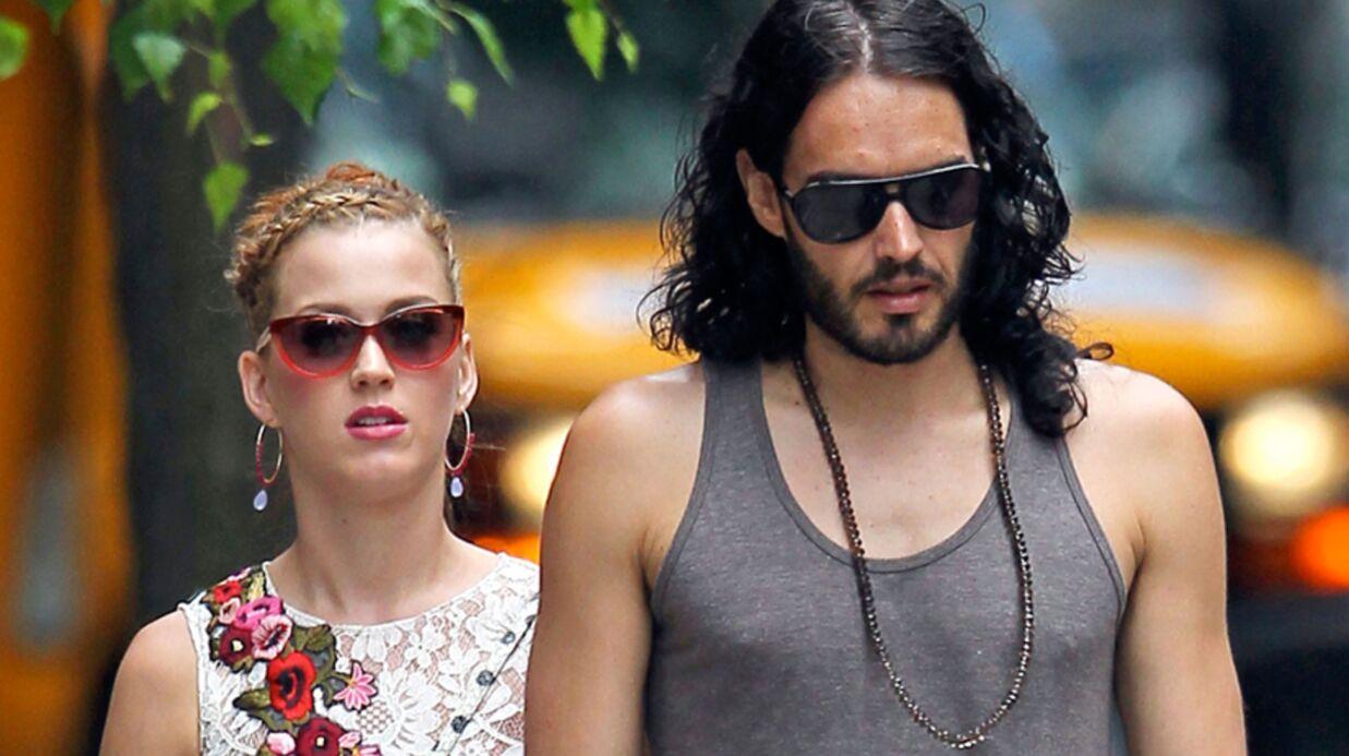 Le divorce de Katy Perry et Russell Brand fâche les Hindous