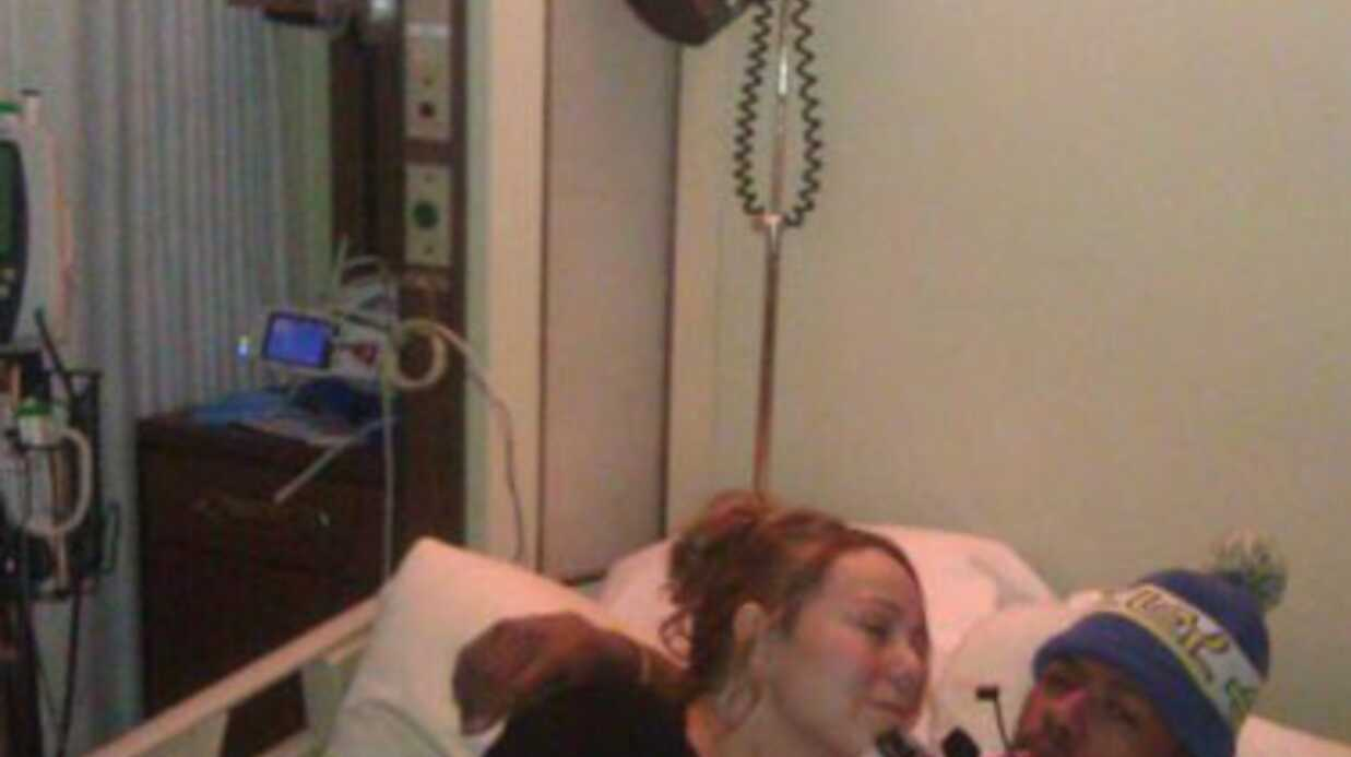 Mariah Carey: son mari Nick Cannon hospitalisé