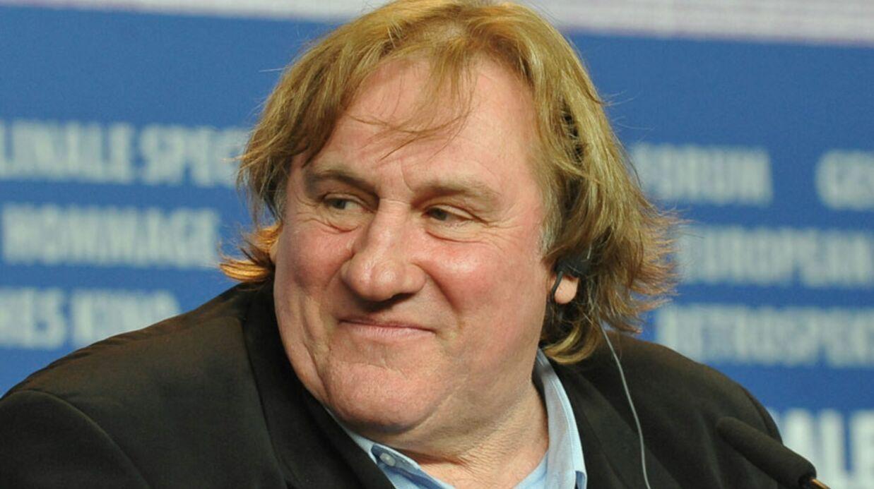 Gérard Depardieu se réjouit d'être russe et s'explique avec François Hollande