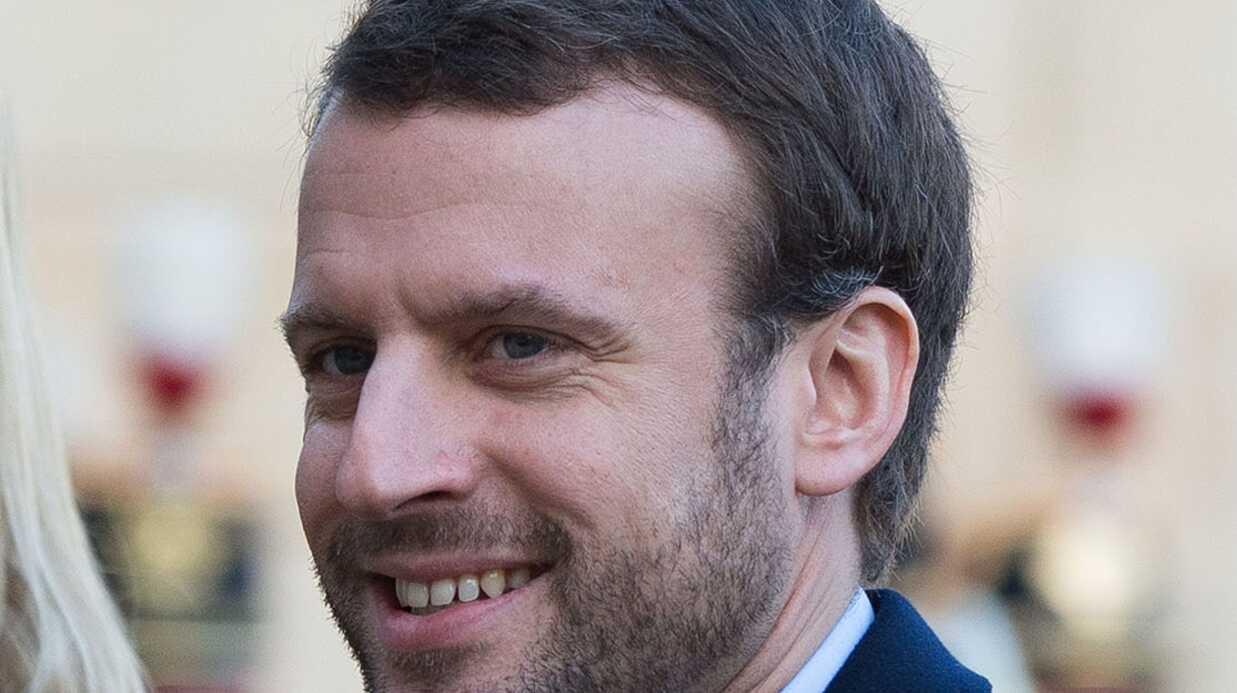 PHOTOS Emmanuel Macron inaugure un nouveau look «barbe de trois jours»: Twitter aime