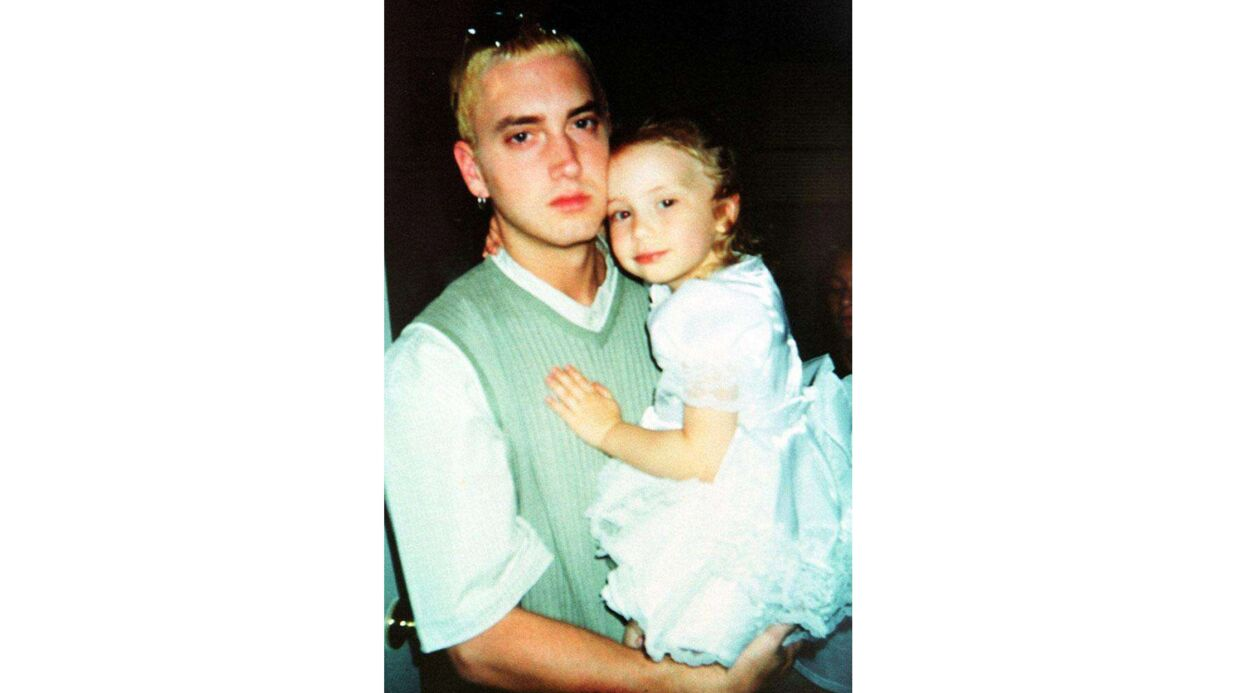 PHOTOS Eminem: sa fille a BEAUCOUP grandi et elle est canon