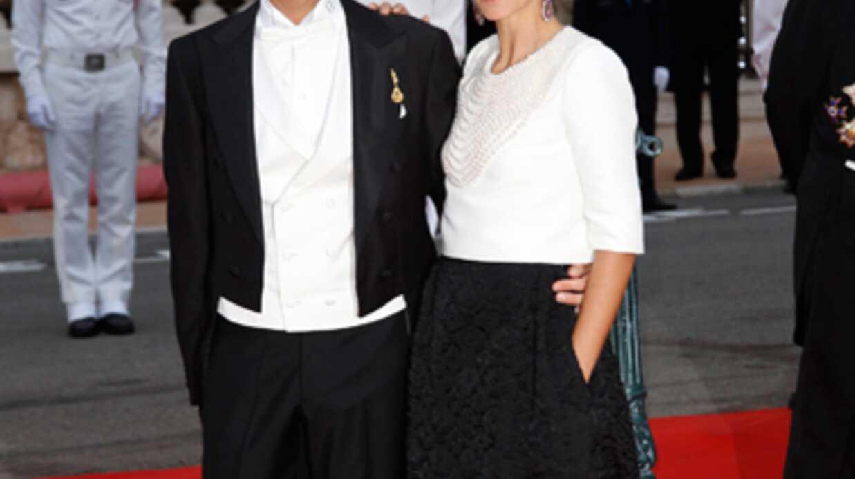 PHOTOS Albert et Charlene: zoom sur les tenues du soir