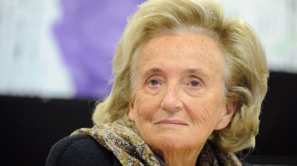 Bernadette Chirac victime d'un accident de la route