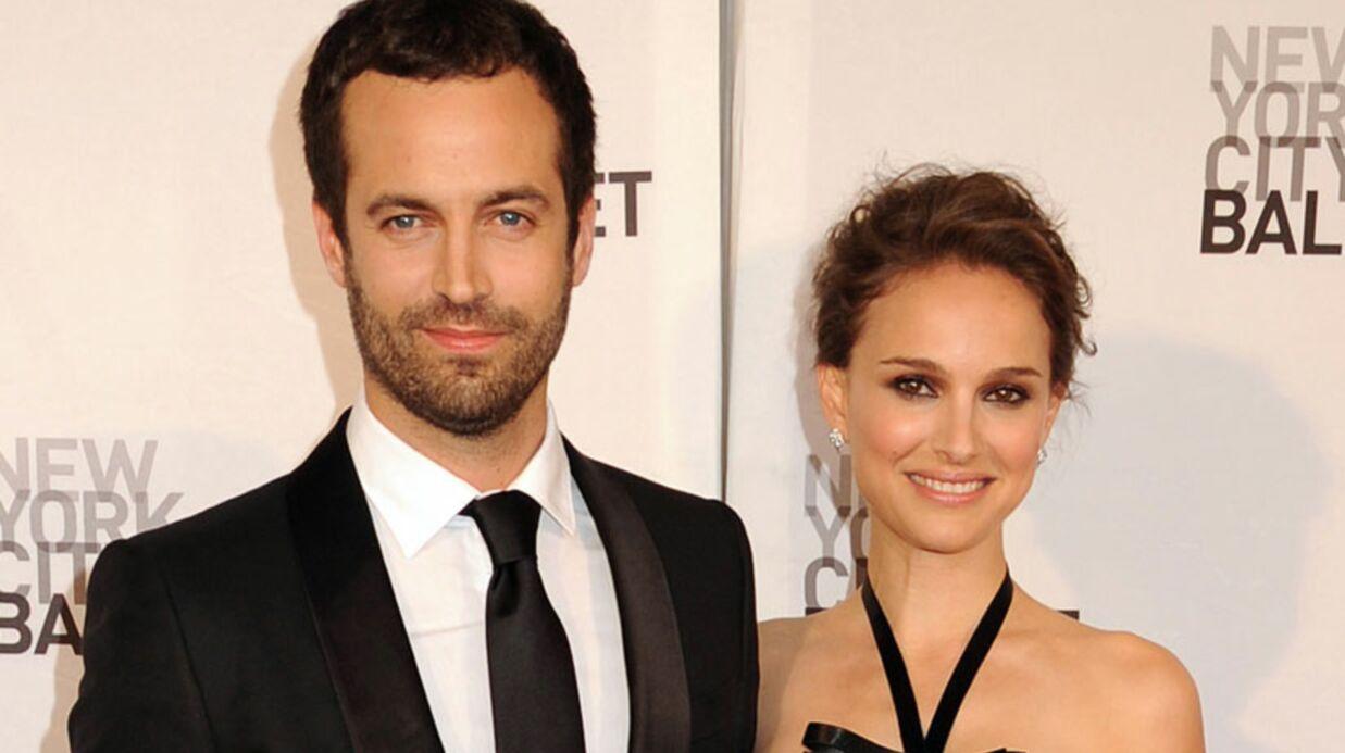 Natalie Portman et Benjamin Millepied: mariage le mois prochain?