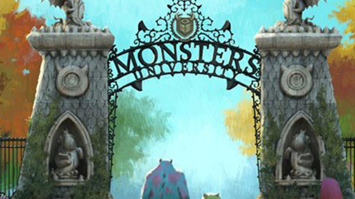 Monstres Academy: l'envers du décor