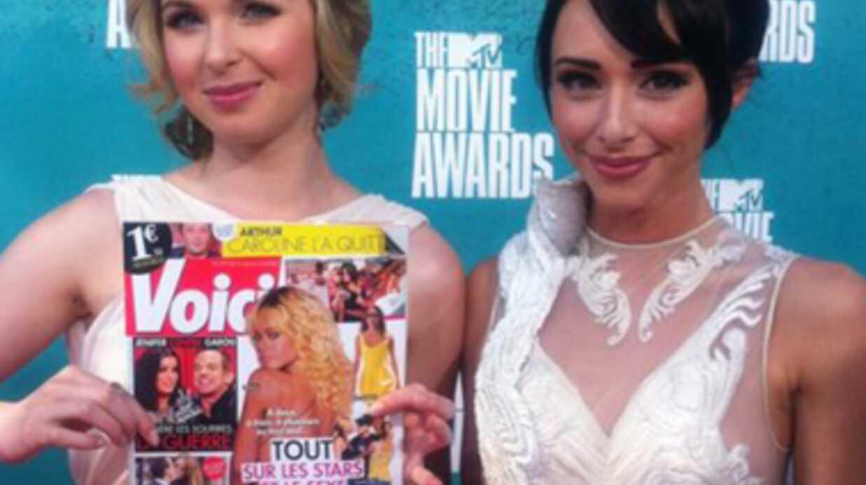 MTV Movie Awards 2012: pas vu à la télé