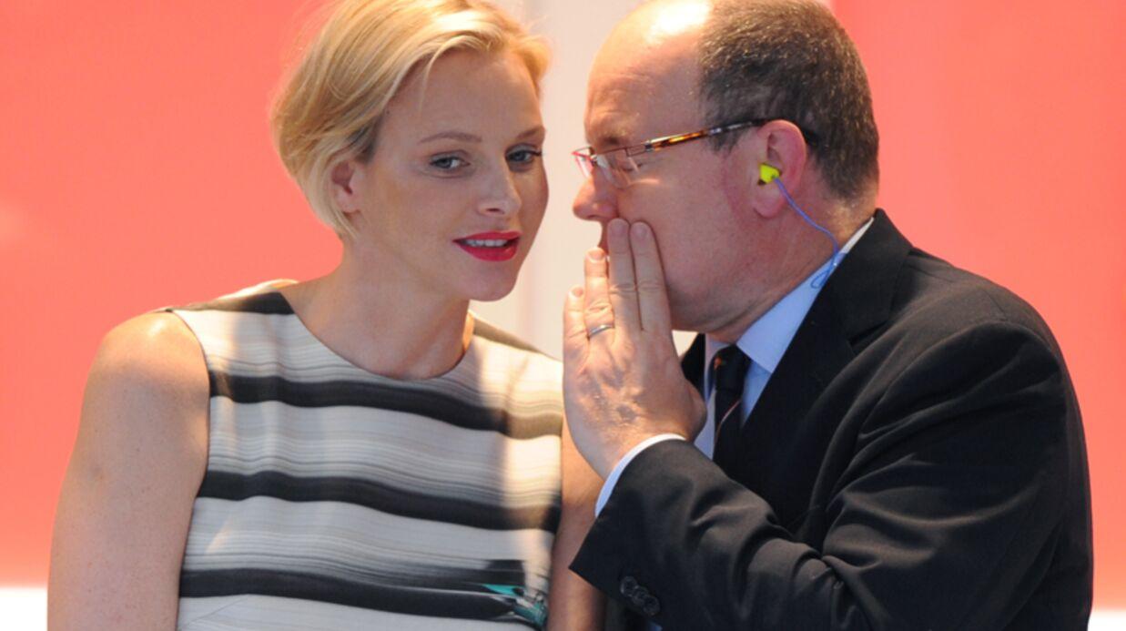 Malade, Charlène de Monaco annule son voyage avec Albert II