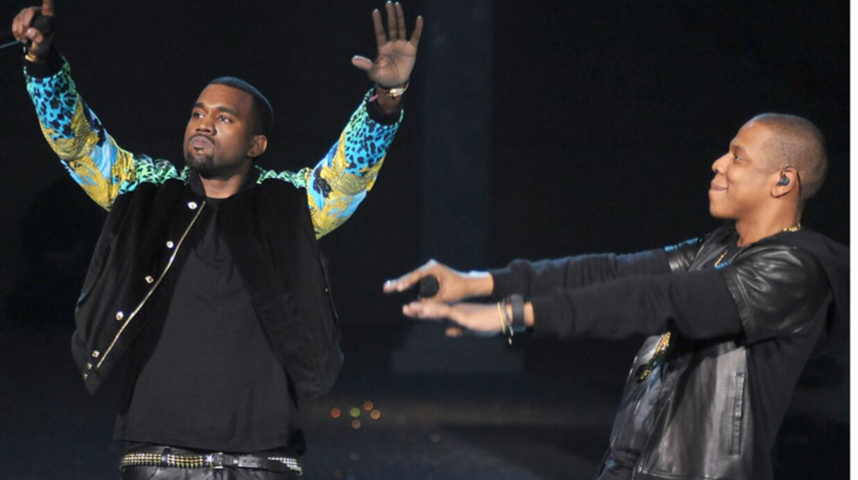 Kanye West et Jay-Z ont vidé 60 bouteilles de champagne en soirée