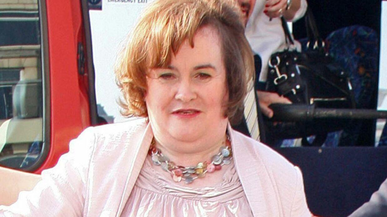 Susan Boyle: nouvelle crise de nerfs sur une aire d'autoroute