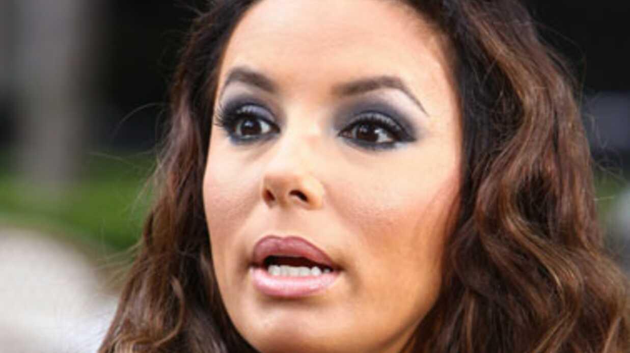 Eva Longoria choquée par l'agression brutale d'un de ses employés