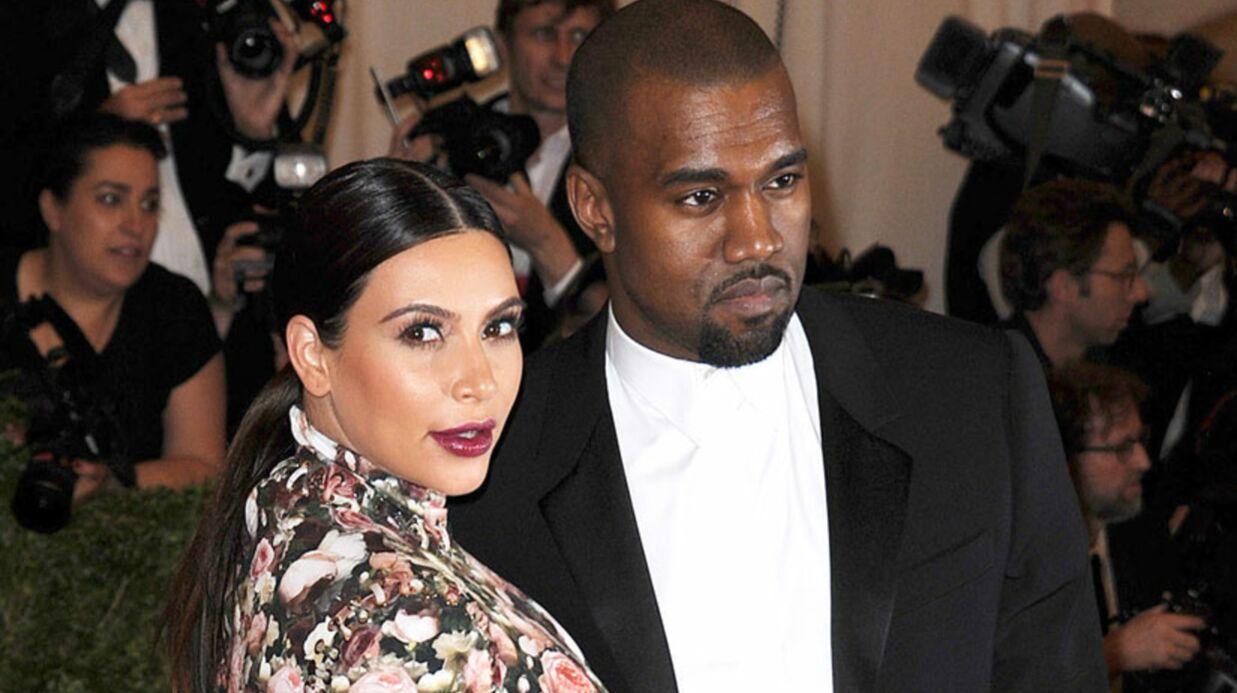 Découvrez le cadeau ADORABLE que Kanye West a offert à Kim Kardashian