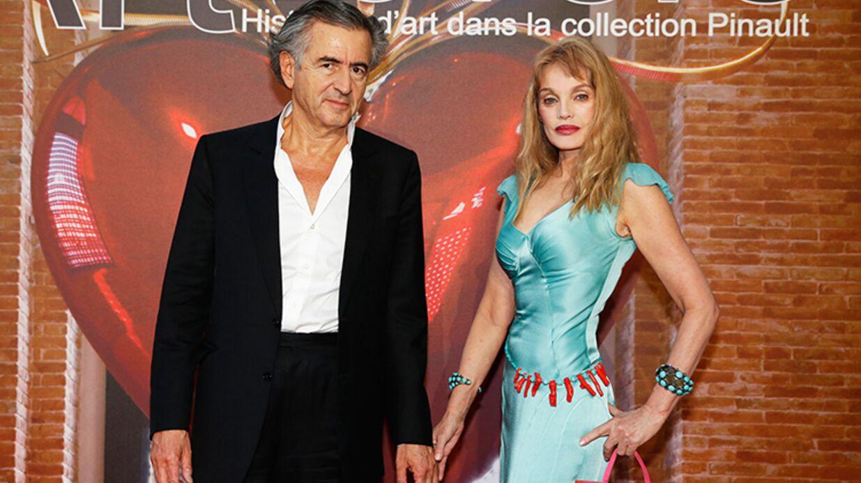 Bernard,Henri Lévy a failli louper son mariage avec Arielle Dombasle