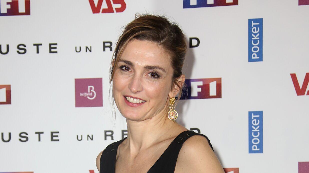 Julie Gayet révèle comment elle a vécu l'annonce de son histoire avec François Hollande?