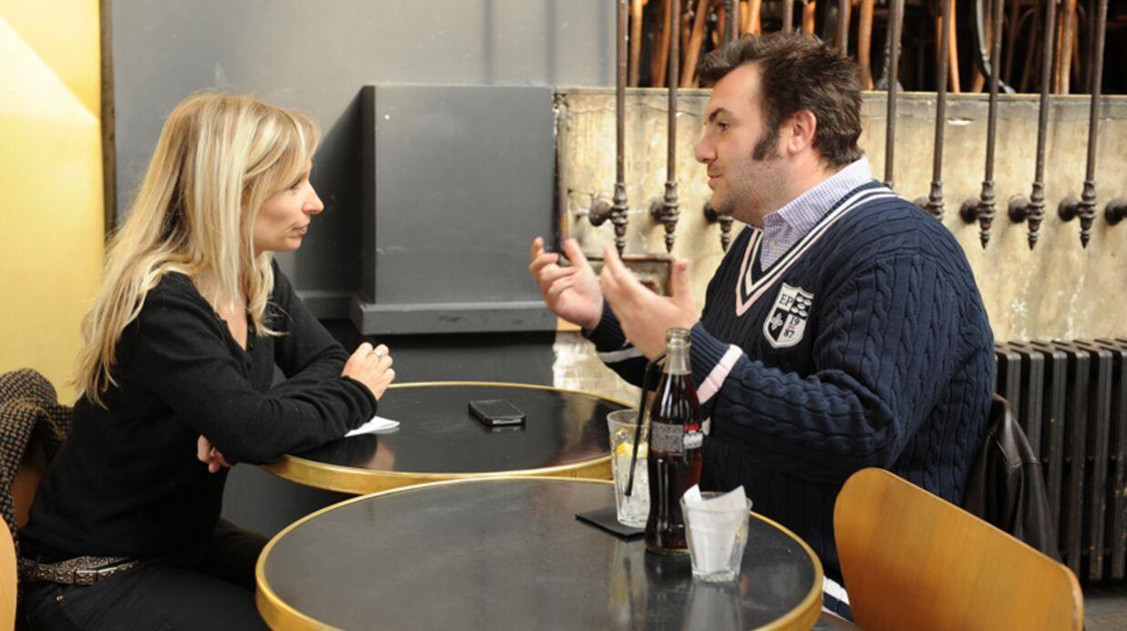 Laurent Ournac: «Je gagne presque 100000€ par épisode »