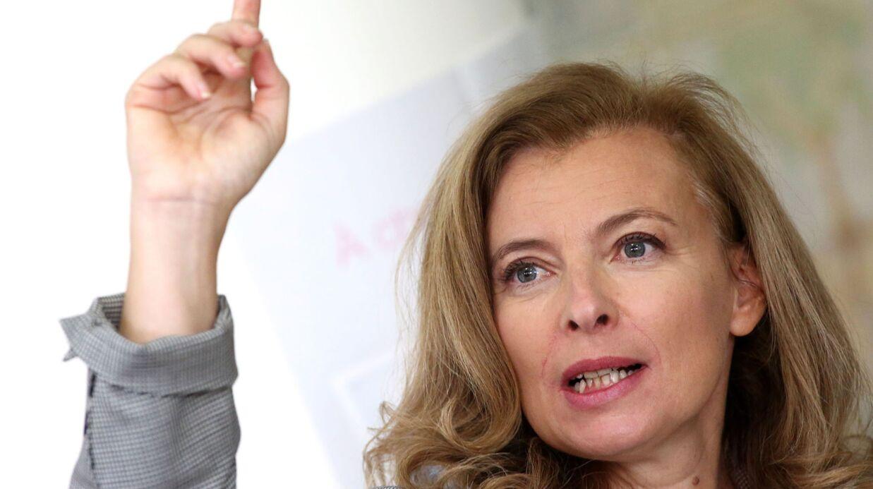 Valérie Trierweiler était opposée à ce que son fils Léonard donne une interview