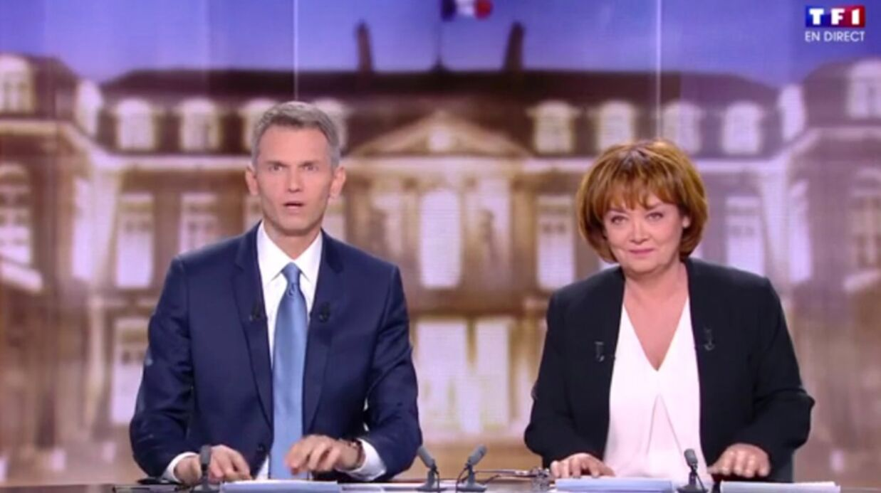 Christophe Jakubyszyn et Nathalie Saint-Cricq réagissent aux moqueries suite à leur prestation lors du débat Macron-Le Pen