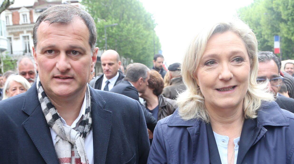 Qui est Louis Aliot, le compagnon de Marine Le Pen?