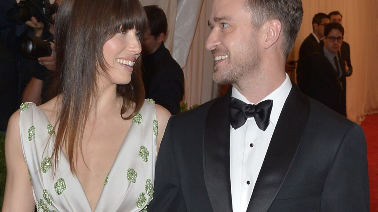 PHOTO Justin Timber­lake : son message trop mignon pour l'an­ni­ver­saire de Jessica Biel
