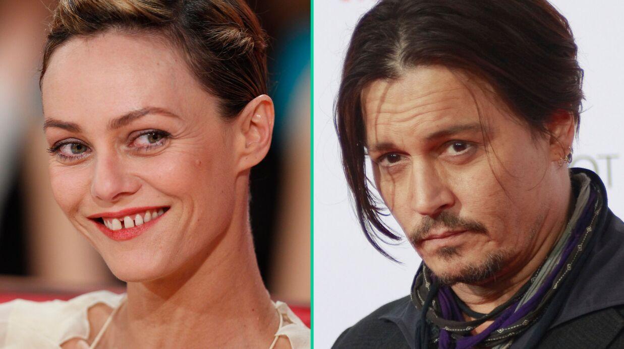 Invitée au mariage de Johnny Depp, Vanessa Paradis a préféré lui faire un étrange cadeau