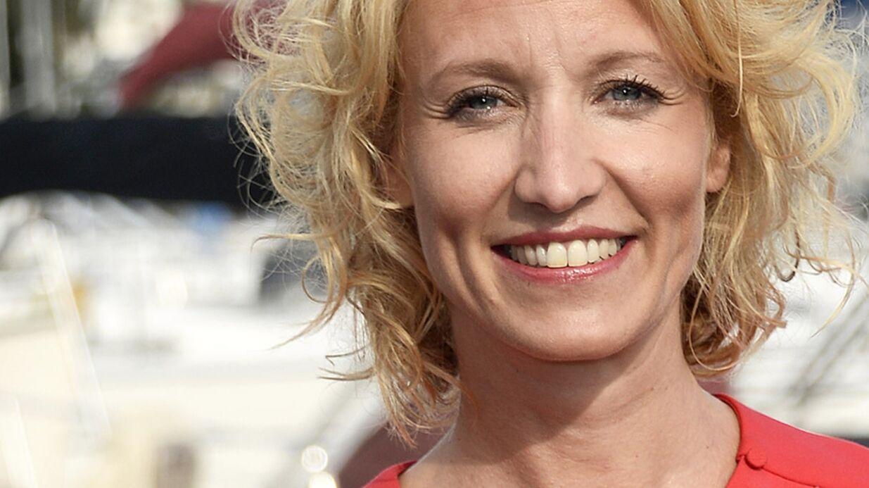 Alexandra Lamy: sa rupture avec Jean Dujardin a été «un mal pour un bien»