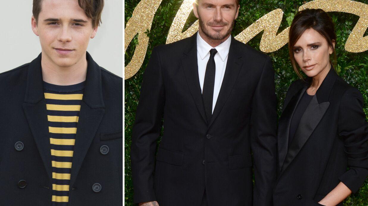 PHOTOS Les émouvants messages de David et Victoria Beckham pour les 17 ans de leur fils Brookyn