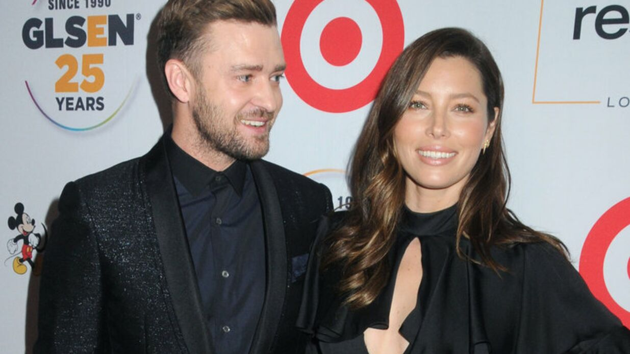 PHOTO Justin Timber­lake : Sa décla­ra­tion d'amour pour l'anni­ver­saire de Jessica Biel