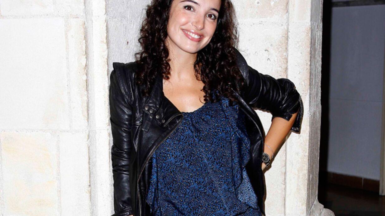 Isabelle Vitari (Nos chers voisins) enceinte de son deuxième enfant