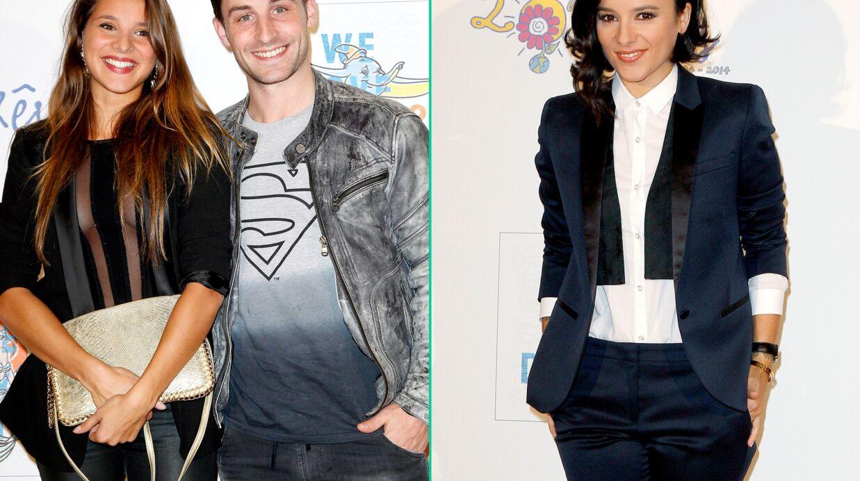 PHOTOS Brian Joubert très amoureux et Alizée en solo pour fêter Disney