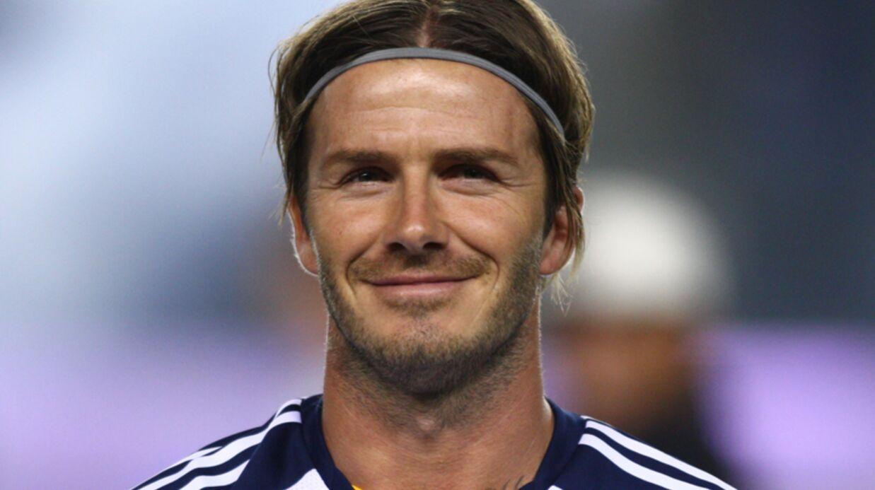 David Beckham touche 38 000 euros par jour