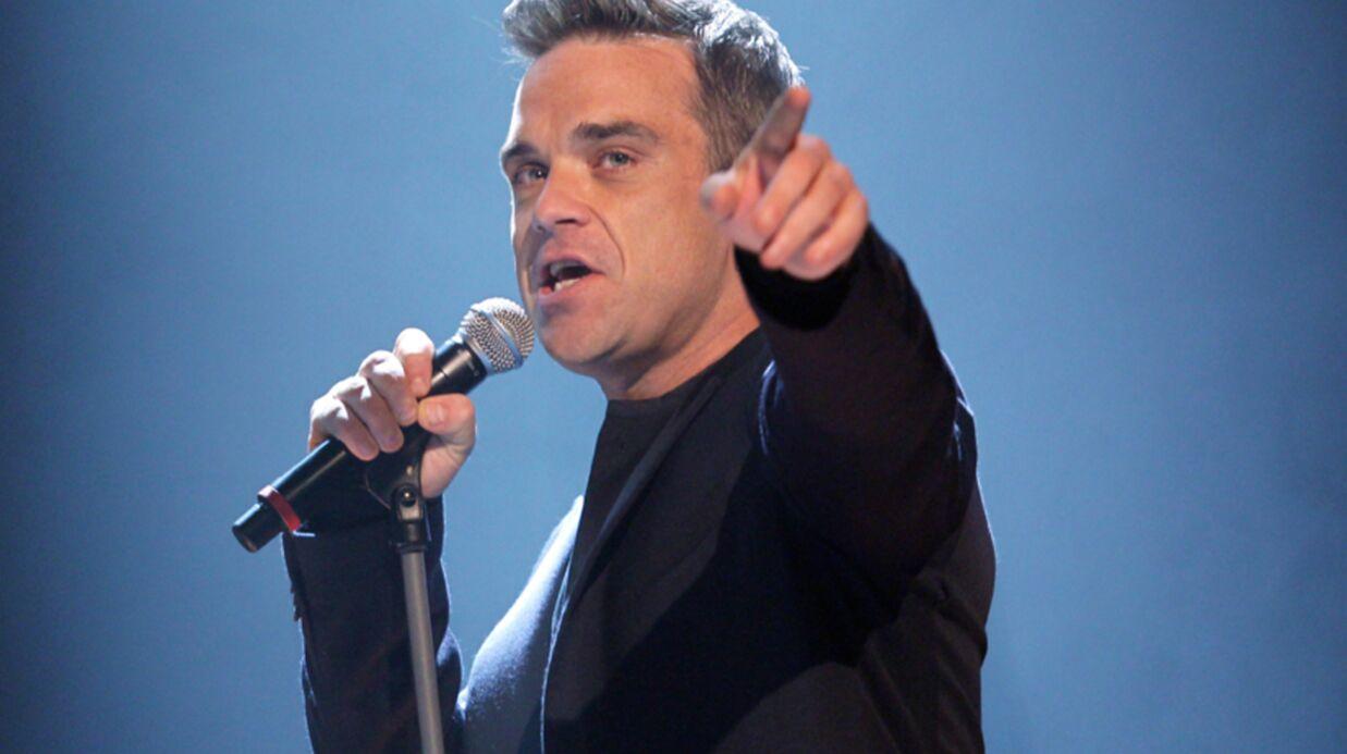Nouvelle rupture pour Robbie Williams