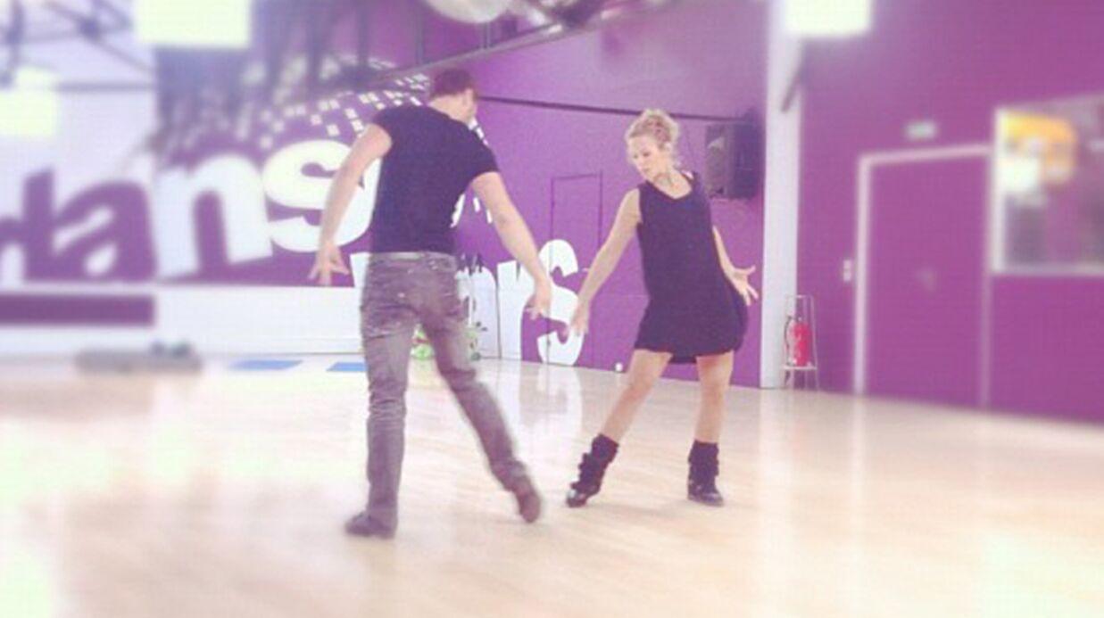 PHOTOS Lorie vous dévoile les coulisses de Danse avec les stars