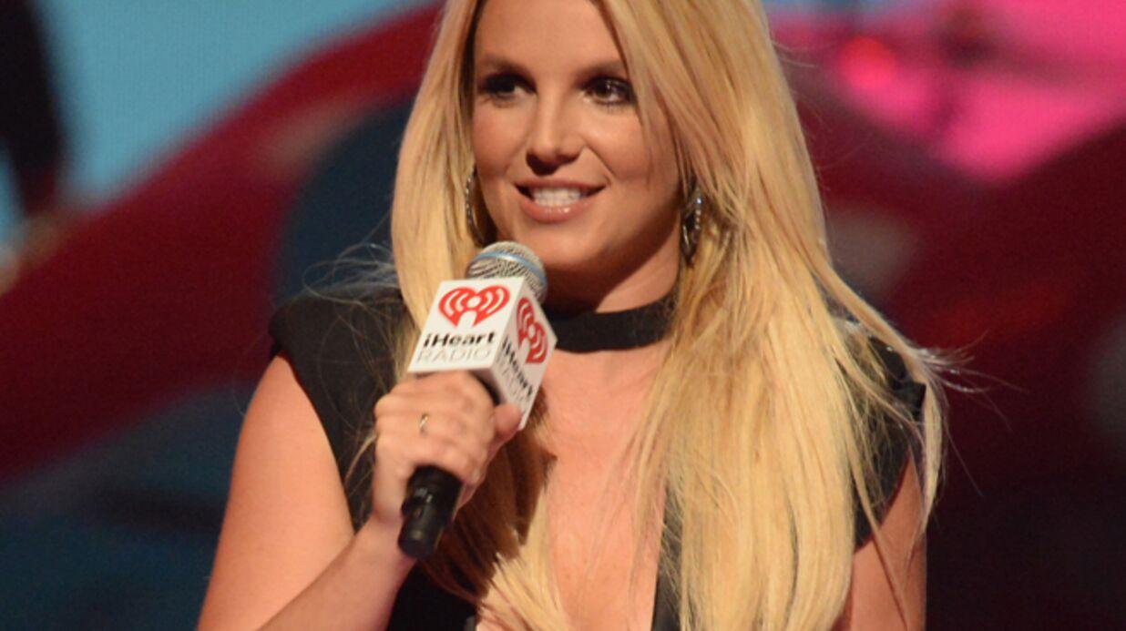 Britney Spears se plaint d'être obligée de faire des clips sexy