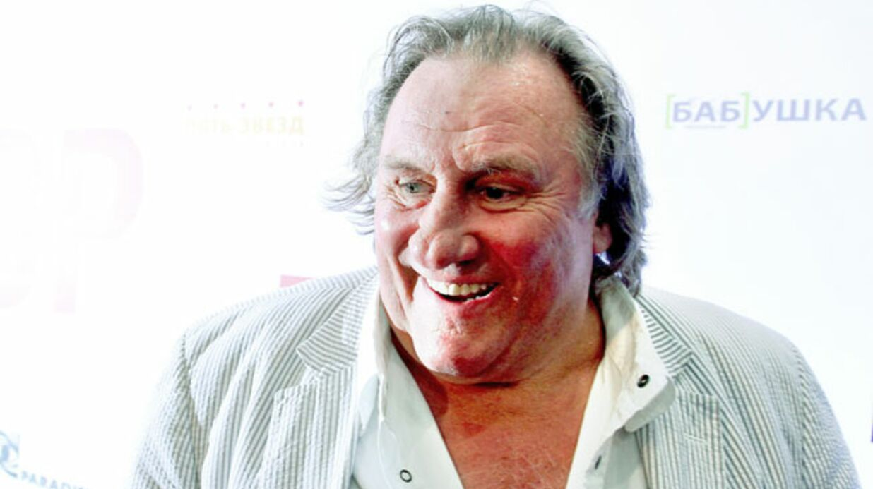 Gérard Depardieu juge son physique «affreux »