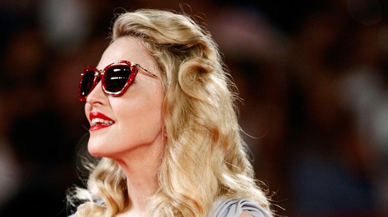 Madonna gâte sa belle-mère