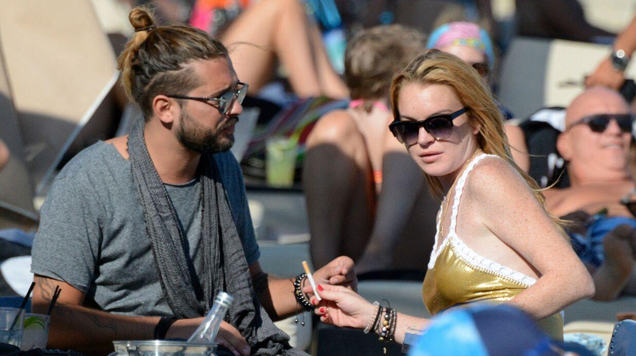 Lindsay Lohan oublie son ex, Egor Tarabasov, dans les bras d'un autre homme