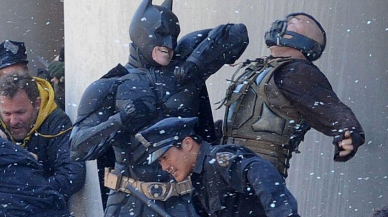 PHOTO Anne Hathaway en Catwoman dans Batman 3