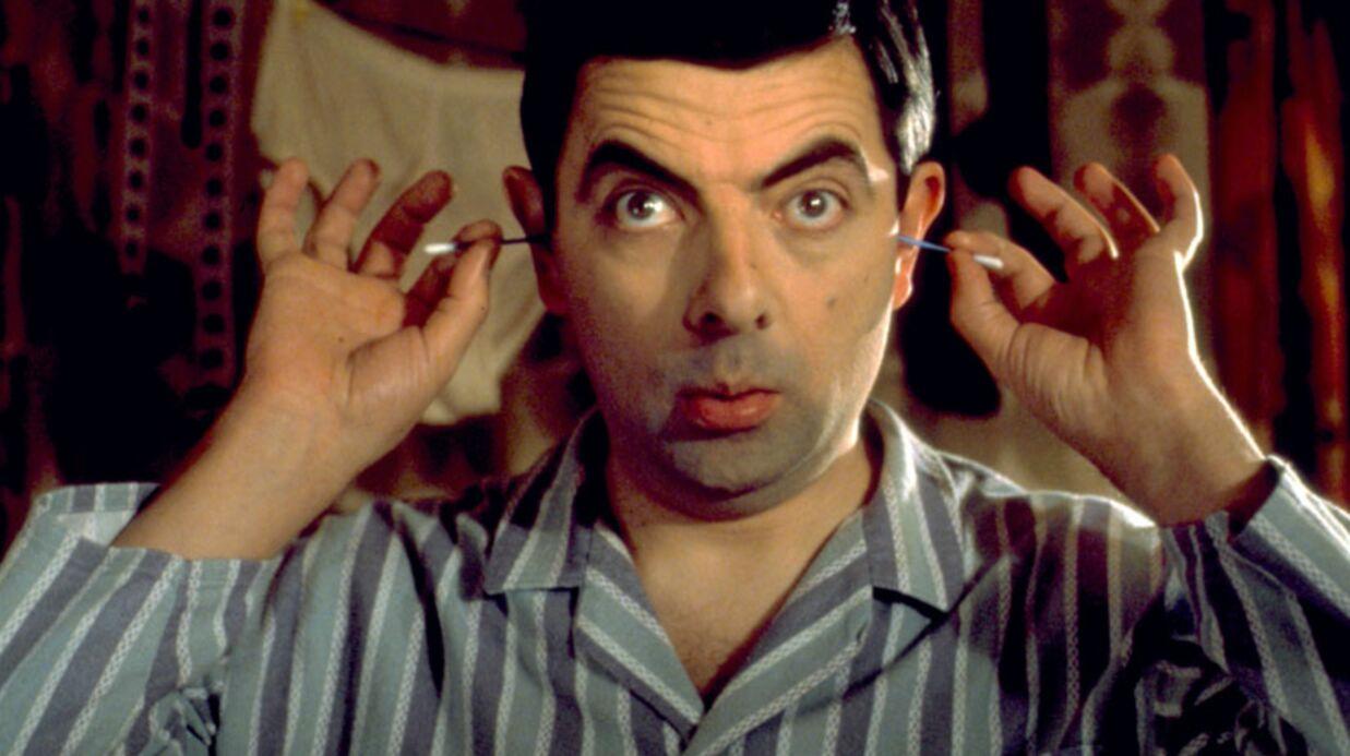 Rowan Atkinson Mister Bean blessé dans un accident de