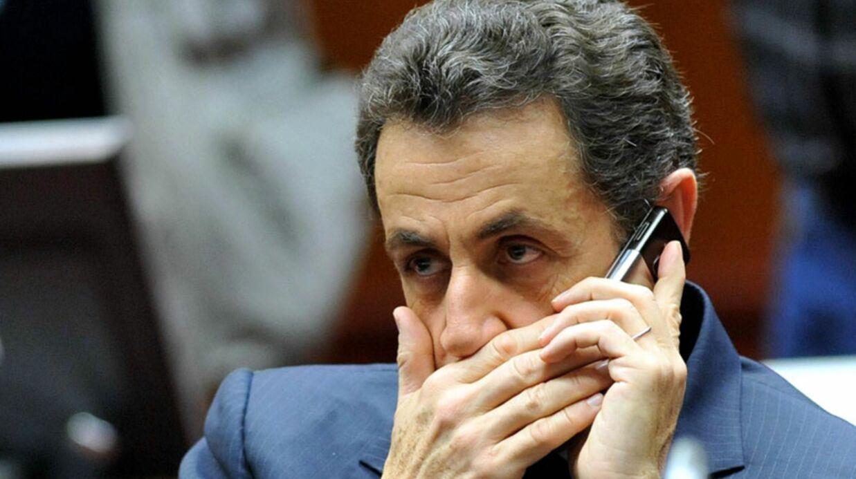 Le numéro de téléphone perso de Nicolas Sarkozy dérobé