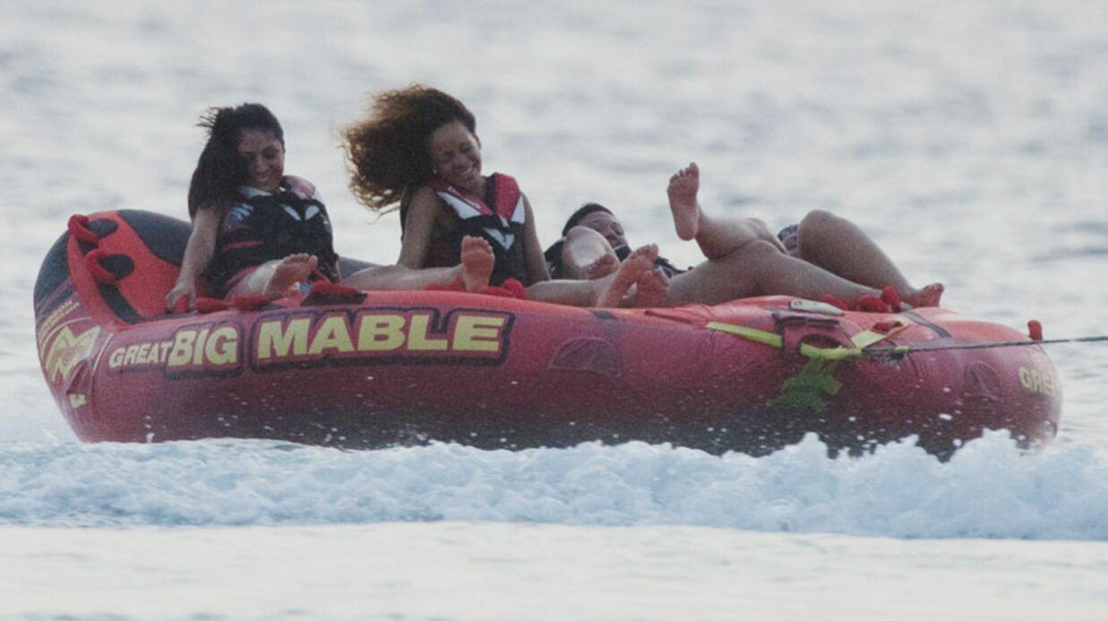 DIAPO Rihanna s'éclate à la Barbade