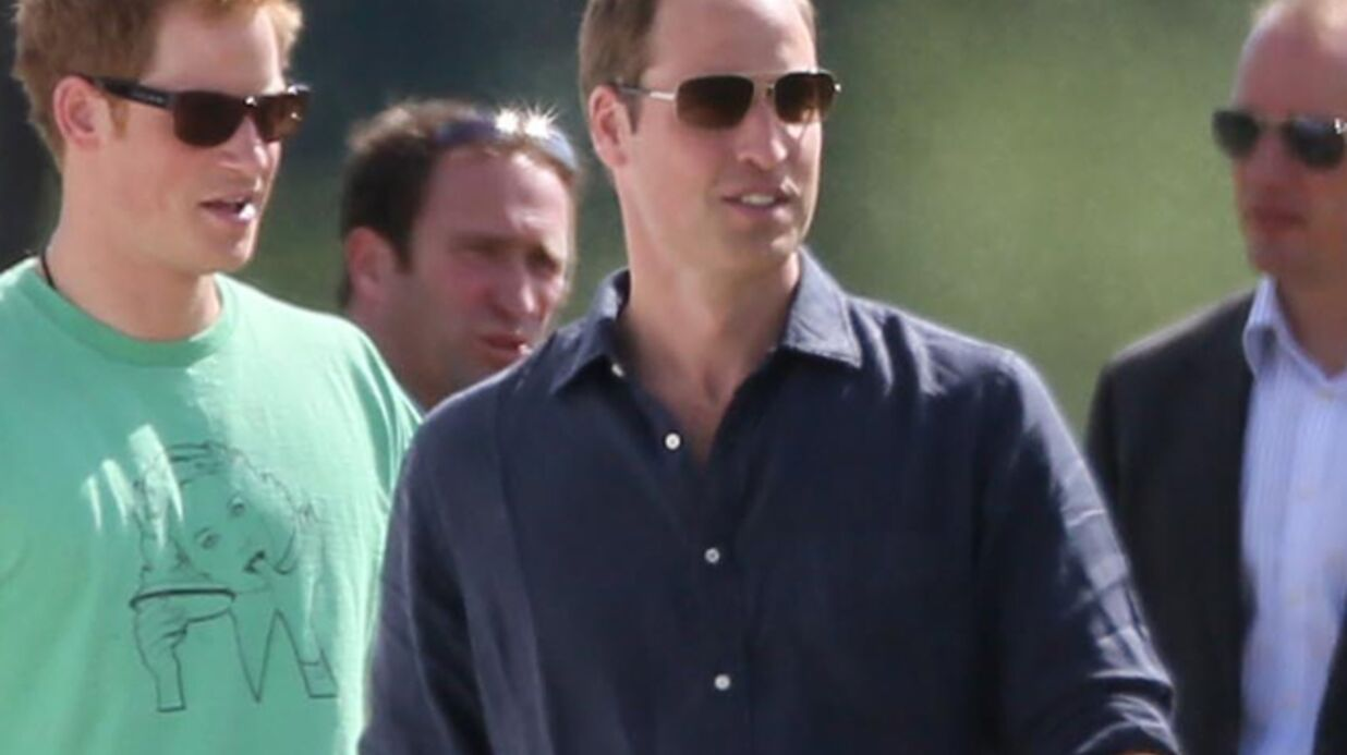 Prince William : « George gigote beau­coup ! »