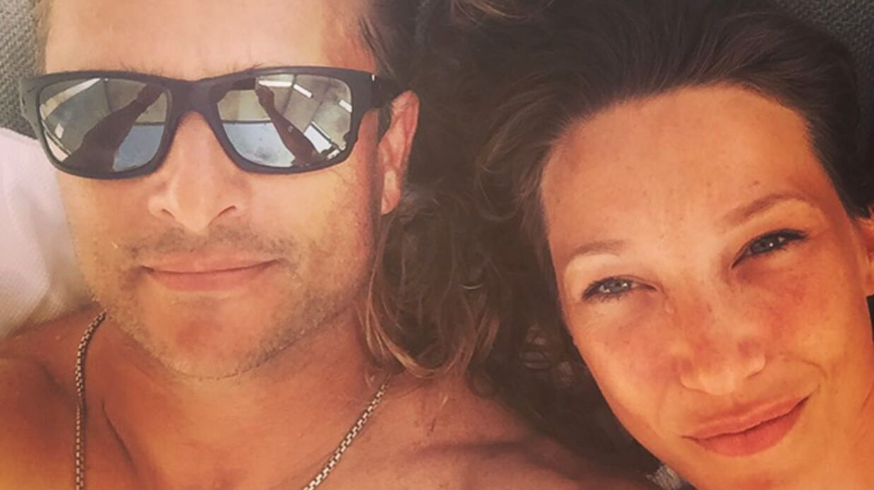 PHOTOS Laura Smet et David Hally­day : leurs vacances complices à Ibiza
