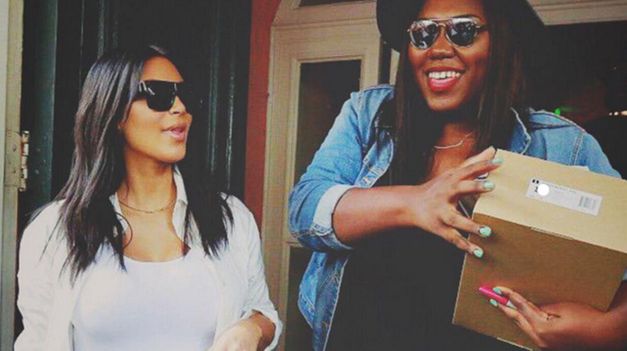 Kim Kardashian: en fêtant l'anniversaire d'une fan, elle se fait des ennemis