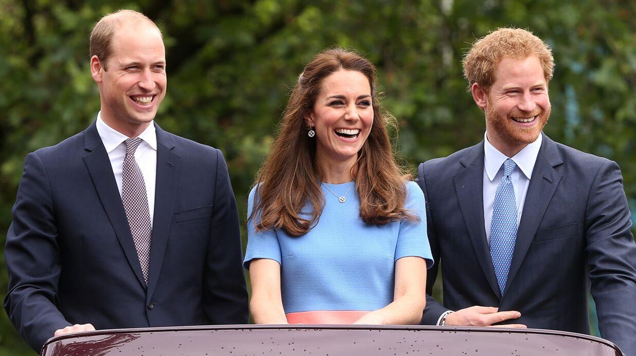 VIDEO Kate Middleton, William et Harry: leur émouvant message aux sportifs britanniques pour les JO