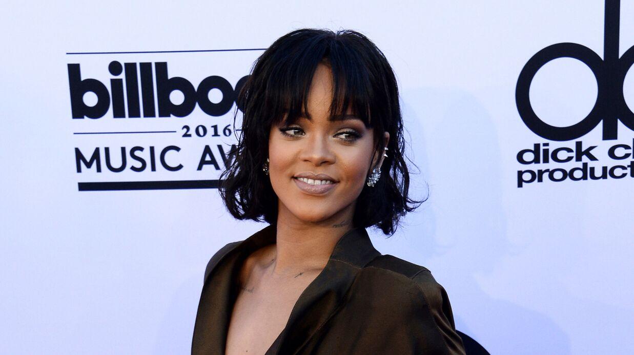 PHOTOS Rihanna: dans une situation périlleuse, elle impressionne ses fans