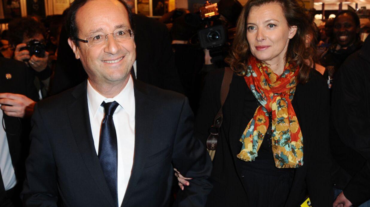 François Hollande aborde la question du mariage avec Valérie Trierweiler