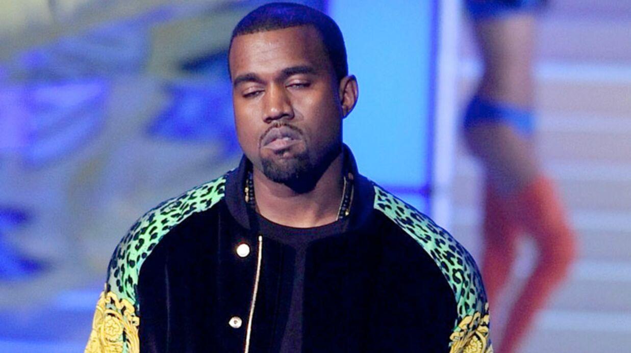 Kanye West déclare sa flamme à Kim Kardashian en musique