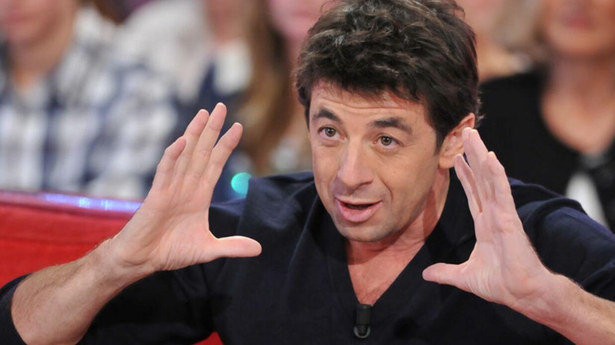 Patrick Bruel opposé aux 75% de François Hollande