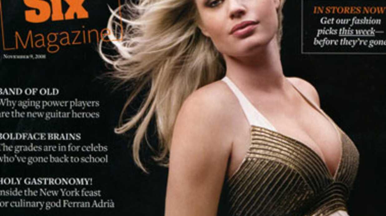 PHOTOS Ces stars qui posent enceintes en une des magazines